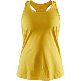 Craft Deft 2.0 Singlet Women golden melange